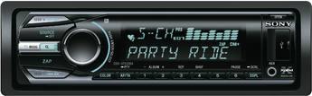 Produktfoto Sony CDX-GT650UI