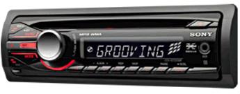 Produktfoto Sony CDX-GT250MP