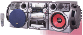 Produktfoto JVC MX-J 950 R