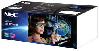 Produktfoto NEC 3D Starter KIT (NP01SK3D)