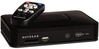Produktfoto Netgear NEO TV 350 NTV350