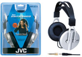 Produktfoto JVC HA-G 33