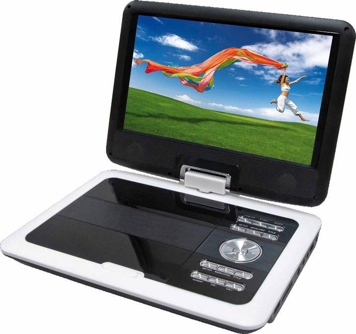 cmx pdt 4900 2nd tragbarer dvd player tests erfahrungen. Black Bedroom Furniture Sets. Home Design Ideas