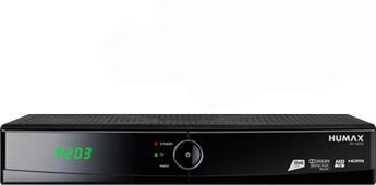 Produktfoto Humax HD 5400S TIVU