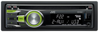 Produktfoto JVC KD-R422
