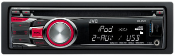 Produktfoto JVC KD-R521E