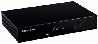 Produktfoto SAGEMCOM DT90 HD
