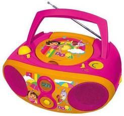 Produktfoto Canal Toy's Combo Radio CD DORA L'explaratrice