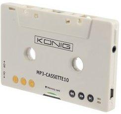 Produktfoto König Electronic MP3-CASSETTE 10