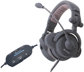 Produktfoto Sandberg 125-74 USB Surround Sound Headset 5.1