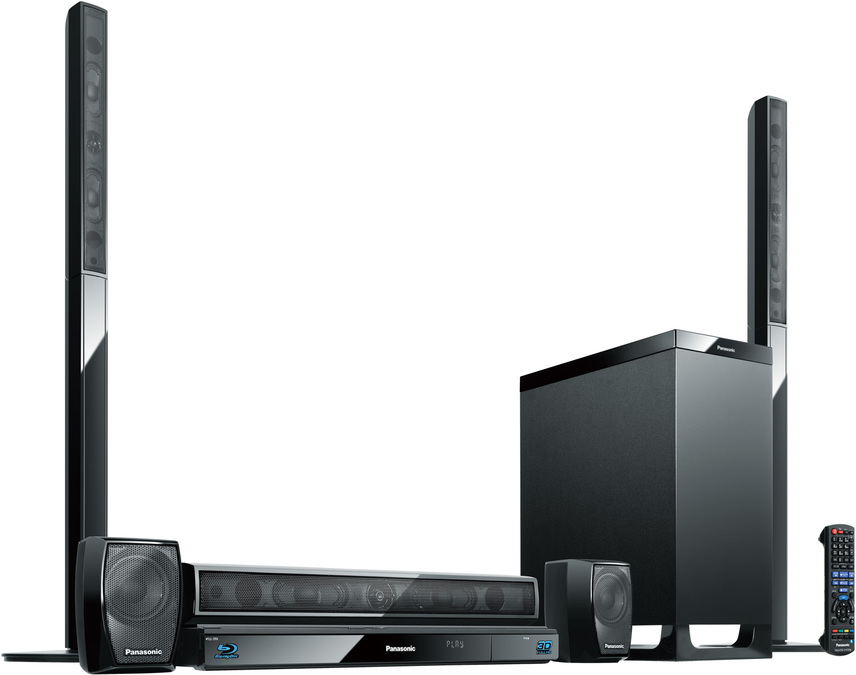 panasonic sc btt770egk blu ray heimkinosystem tests. Black Bedroom Furniture Sets. Home Design Ideas