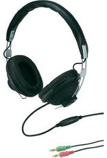 Produktfoto Conrad TW-818 Comfort Stereo Headset