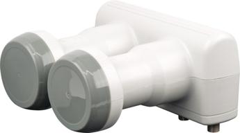 Produktfoto Schwaiger 80CM TWIN LNB