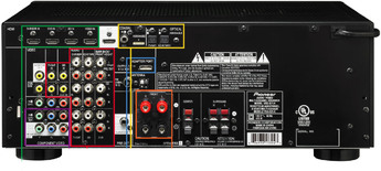 Produktfoto Pioneer VSX-521-K