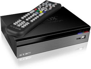 Produktfoto Icy Box IB-MP3012DVB-T