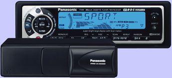 Produktfoto Panasonic CQ-CDP 4460