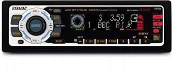 Produktfoto Sony MDX-C 800 REC