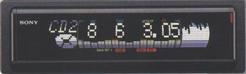 Produktfoto Sony CDX-M 700 R