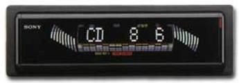 Produktfoto Sony CDX-M 600 R