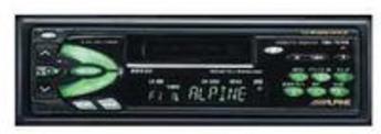 Produktfoto Alpine TDM 7574 R