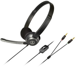 Produktfoto Audio-Technica  ATH-330COM