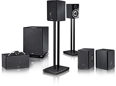 teufel theater 100 surround lautsprechersystem tests erfahrungen im hifi forum. Black Bedroom Furniture Sets. Home Design Ideas