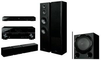 Produktfoto Pioneer HTP-ES3TB (VSX-420/DV-420/S-ES3TB/S-RS3)