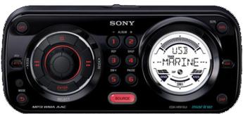Produktfoto Sony CDX HR910 UI