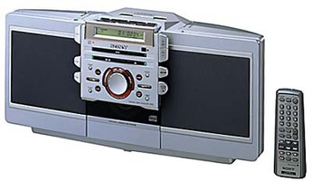Produktfoto Sony ZS D 55