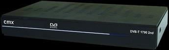 Produktfoto CMX DVB-T 1790 2ND