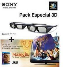 Produktfoto Sony ACC3DNARNIATI.YE