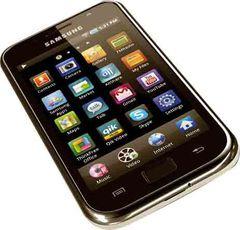 Produktfoto Samsung YP-G1 Galaxy S WIFI 4.0
