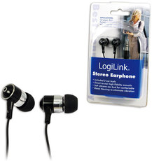 Produktfoto Logilink Stereo Earphone HS0015
