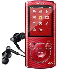 Produktfoto Sony NWZ-E463