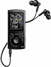 Produktfoto Sony NWZ-S765B