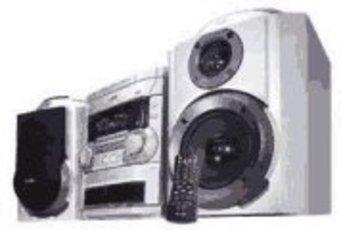 Produktfoto Philips FW-C 80