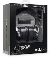 Produktfoto BigBen Interactive BB295504 Gaming Headset XPHS 20