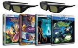 Produktfoto 3D Brillen-Set