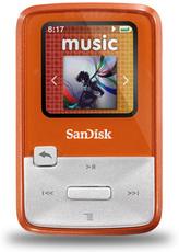 Produktfoto Sandisk Sansa CLIP ZIP