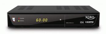 Produktfoto Xoro HRS 8750CI+