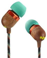 Produktfoto House of Marley EMJE000RA Rasta IN-EAR