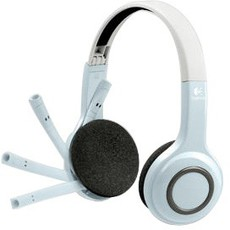 Produktfoto Logitech H609 Wireless Headset FOR iPad
