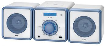 Produktfoto AEG MC 4455 CD/MP3