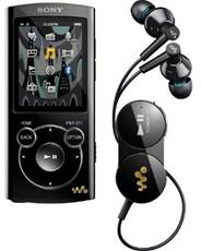 Produktfoto Sony NWZ-S764 BT