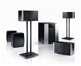 Produktfoto Teufel System 6 THX Select Cinema