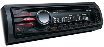 Produktfoto Sony CDX-GT40U