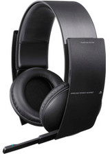 Produktfoto Sony PS3 Wireless Stereo Headset