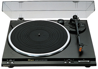 Produktfoto Technics SL-BD 20