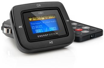 Produktfoto Energy Sistem CAR MP3 1100 DARK IRON