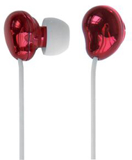 Produktfoto Maxell Beans Headphone 303518 RED